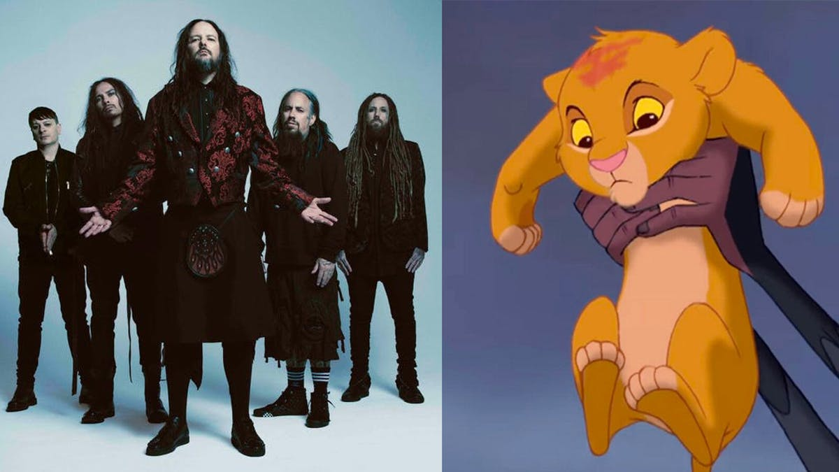 This Korn x The Lion King Mashup Is Weirdly Haunting And Uplifting At The Same Time