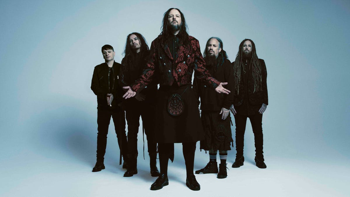 Jonathan Davis Explains The Title Of Korn's New Album, The Nothing