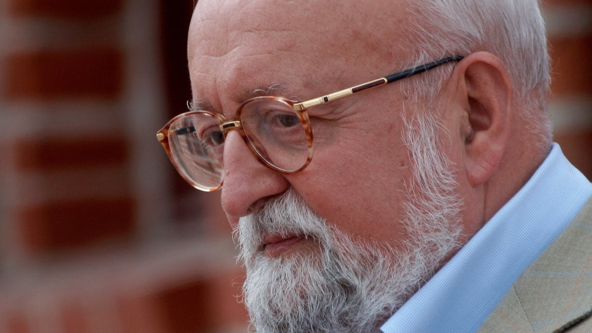 Krzysztof Penderecki, Atonal Composer Who Influenced Some Of Rock's Heaviest Artists, Dead at 86 — Kerrang!
