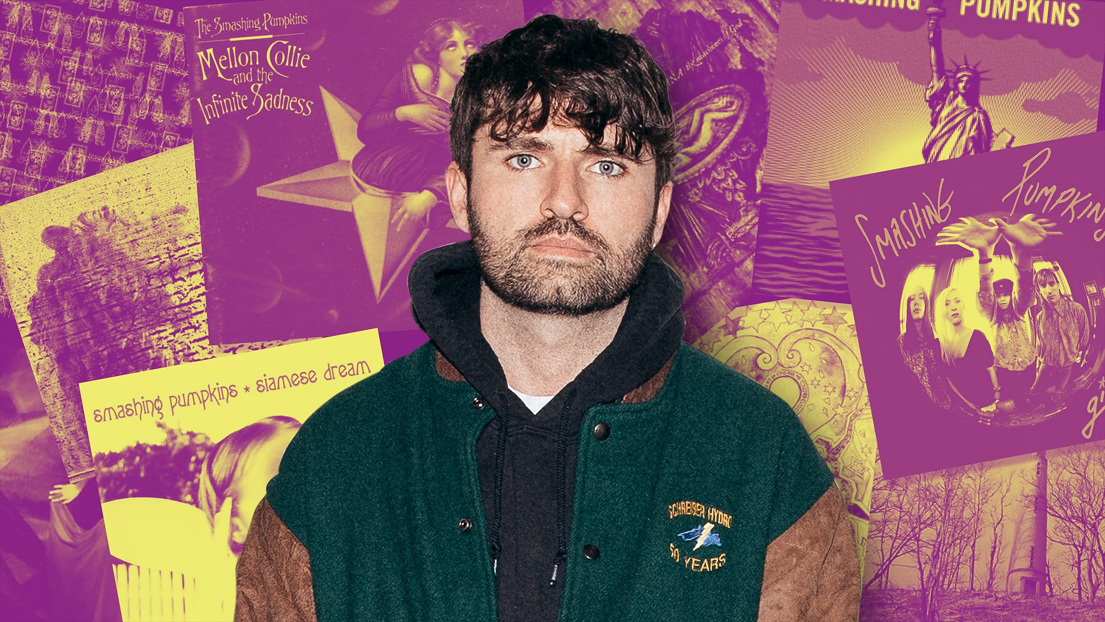 08dcb41c08d007 Smashing Pumpkins Changed My Life - By Lower Than Atlantis  Mike Duce