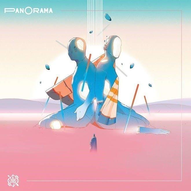 La Dispute New Album Panorama Cover Art