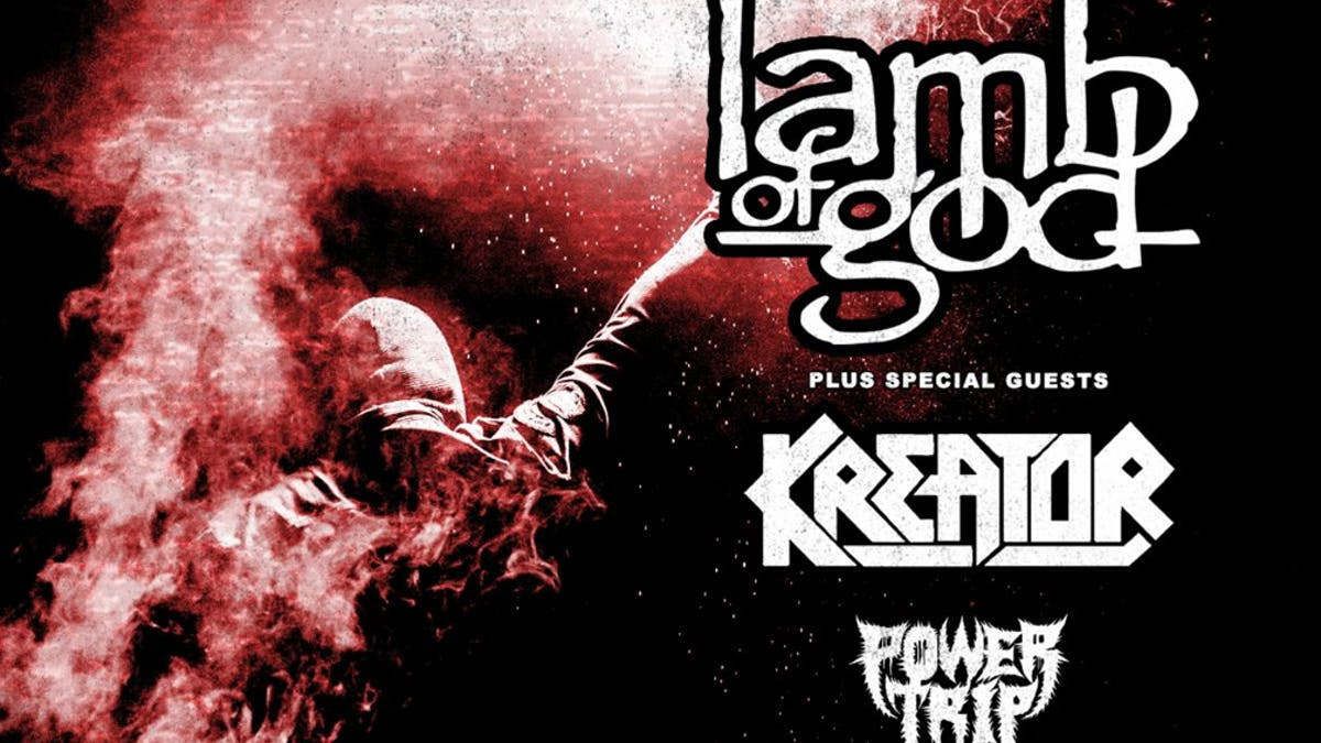Power Tour 2020.Lamb Of God Have Announced Their First Uk Headline Tour In