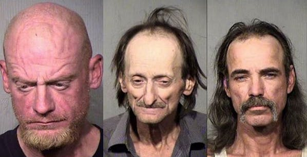Three Men Arrested For Stealing Lamb Of God's Instruments