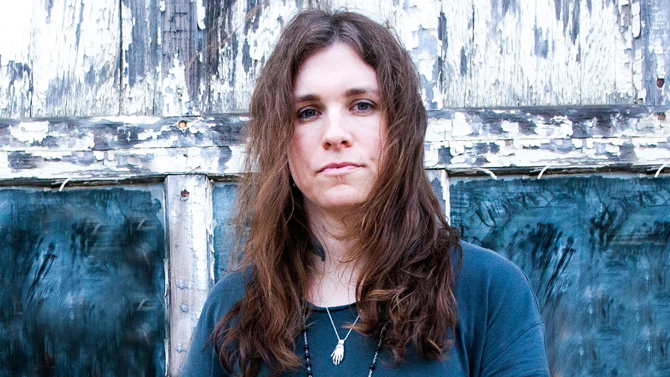 Laura Jane Grace Solo Press Shot