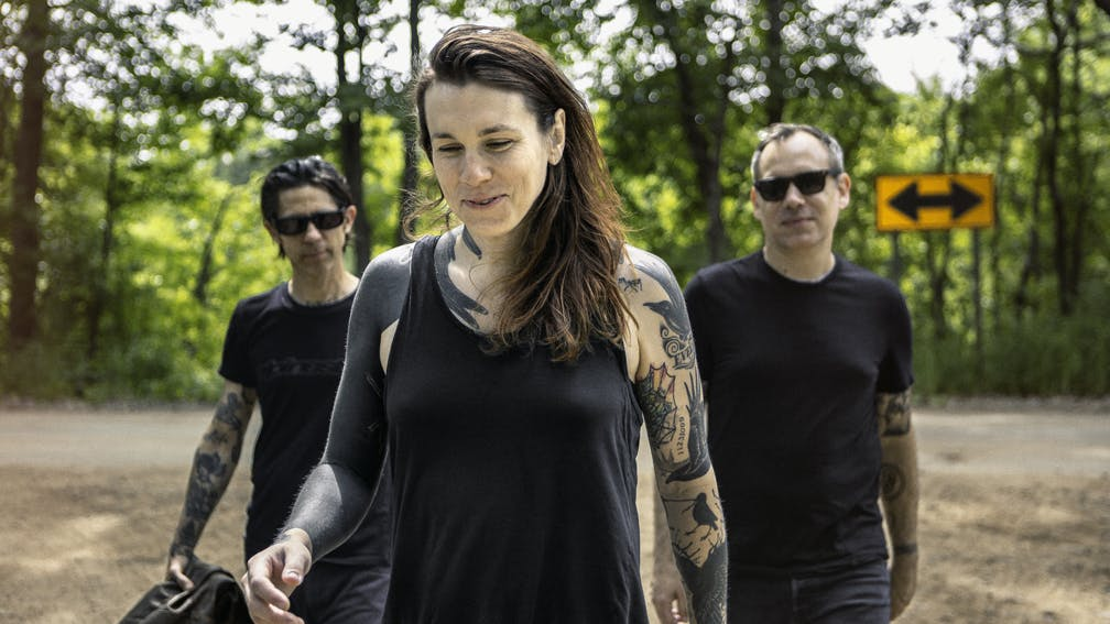 Laura Jane Grace & The Devouring Mothers Announce Album, Bought To Rot