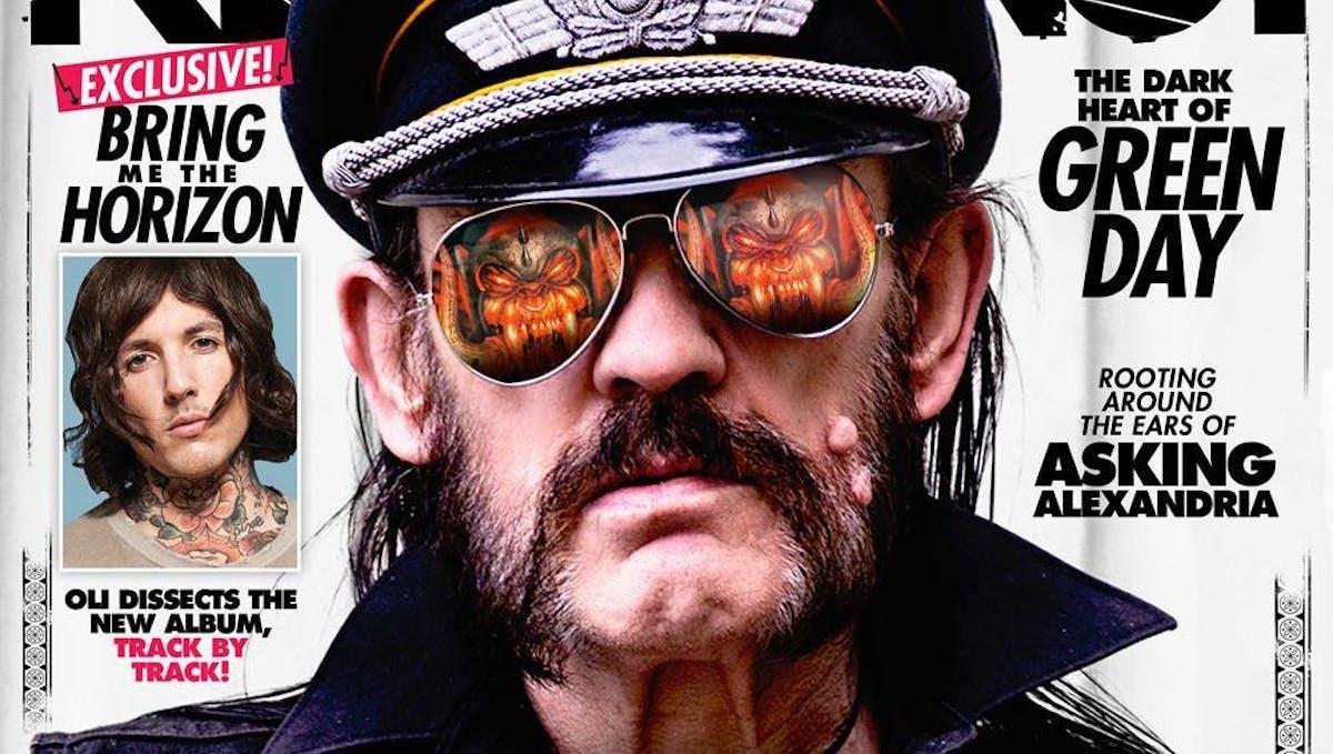 Lemmy: The Final Kerrang! Interview — Kerrang!