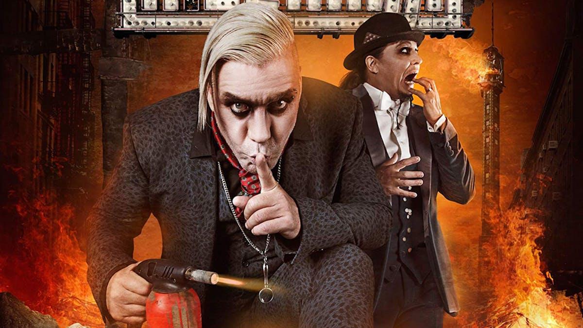 "The New Lindemann Album – Featuring Rammstein's Till Lindemann – Is ""Done"""