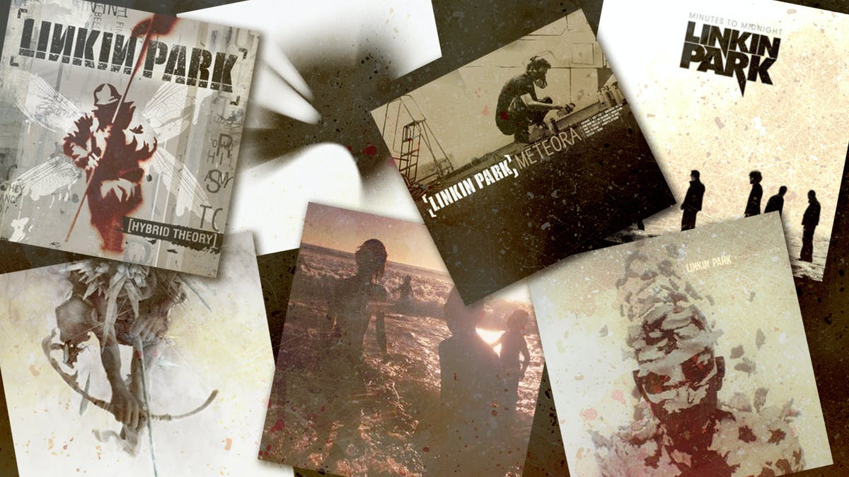 Every Linkin Park Album Ranked From Worst To Best Kerrang