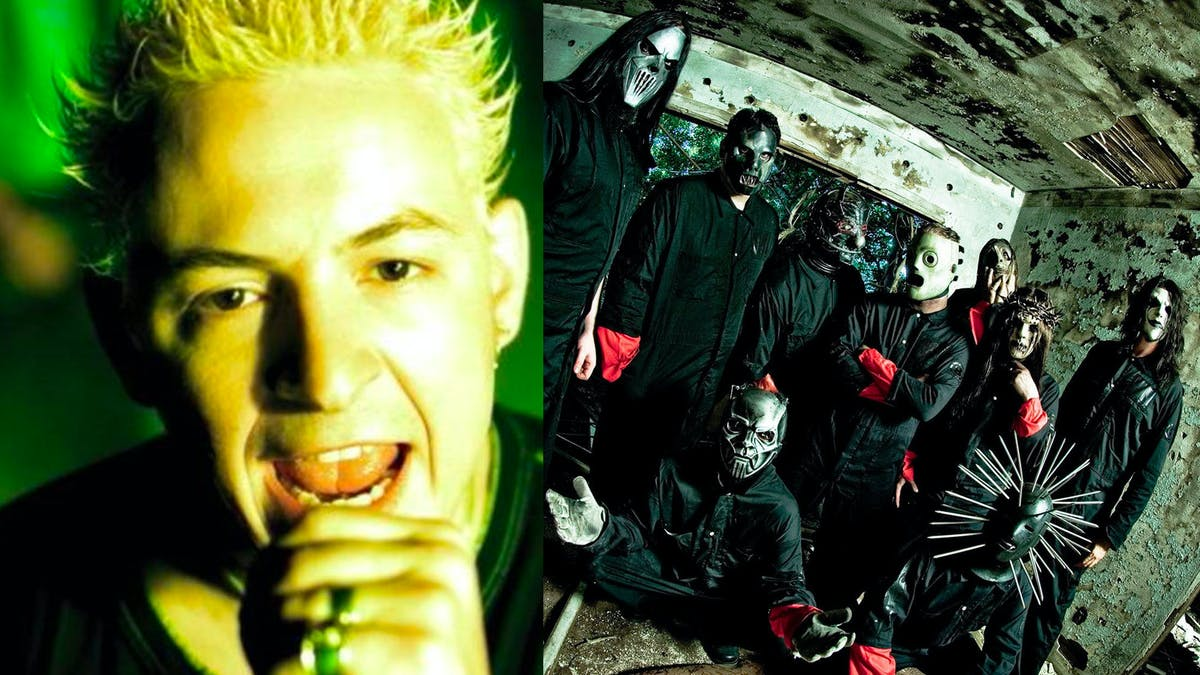 Slipknot's Psychosocial In The Style Of Linkin Park