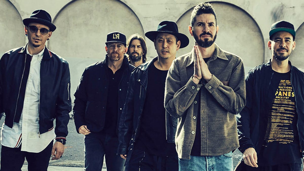 Linkin Park Are The Most Streamed Rock Artist Of The Year