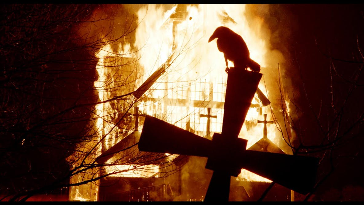 Death Metal Drummer Sets Fire To Mormon Churches In New Zealand