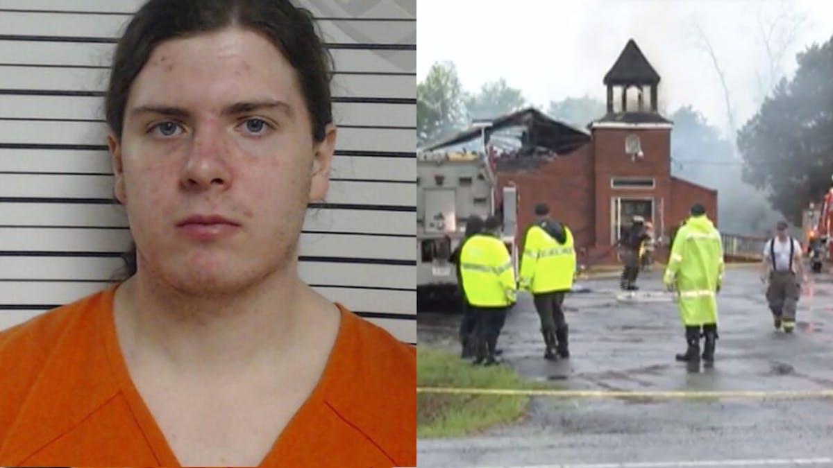 Louisiana Man Admits He Burned Churches To Gain Black Metal Credibility — Kerrang!
