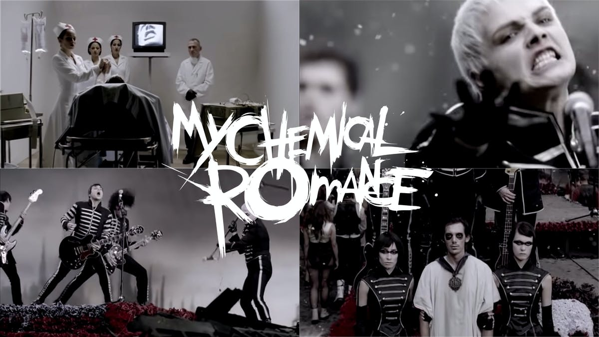A Deep Dive Into My Chemical Romance's Video For Welcome To The Black Parade — Kerrang!