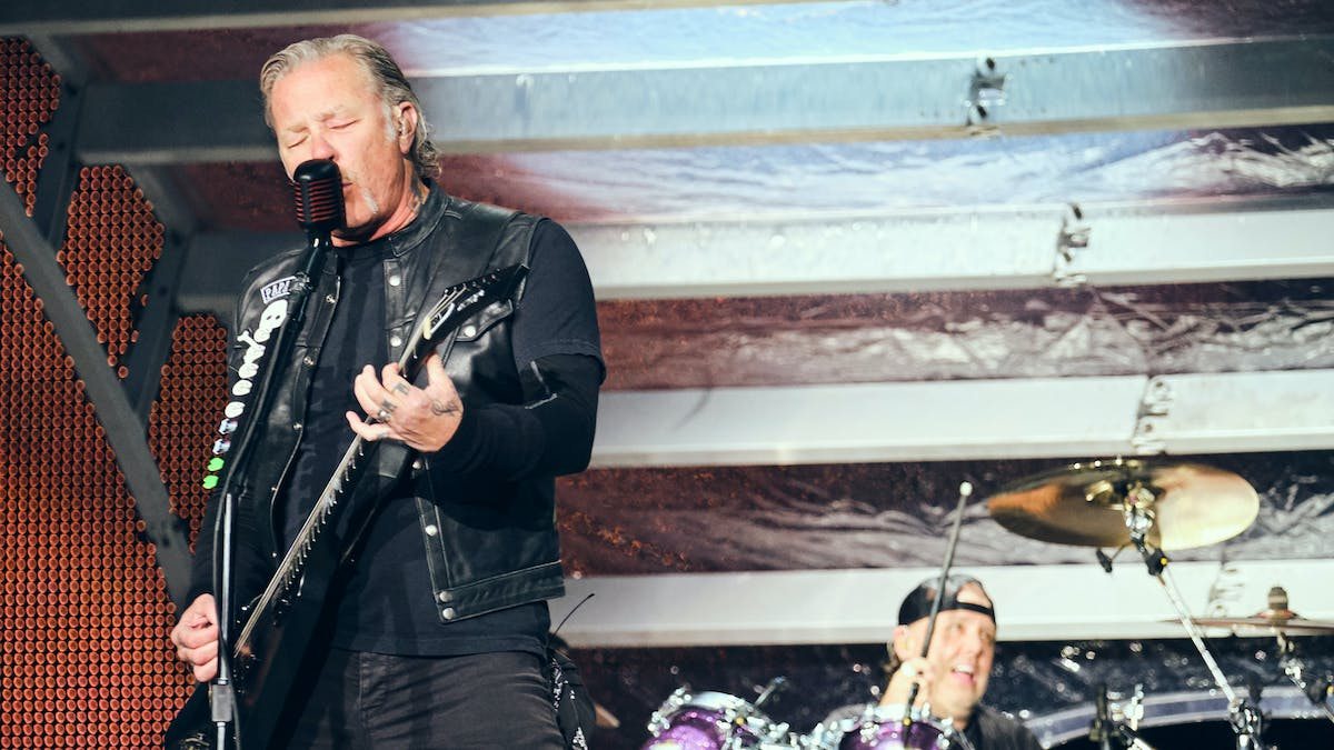Metallica And Slipknot Are The Most-Watched Metal Bands On YouTube — Kerrang!