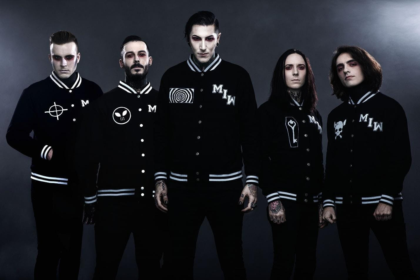 Motionless In White Announce Tour And Drop Brand-New Song