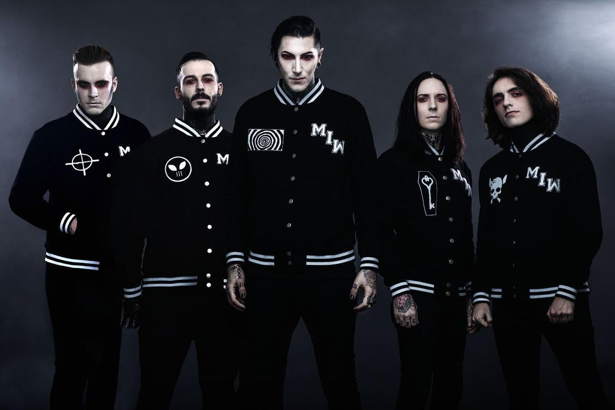 Motionless In White Announce Fall U.S. Tour