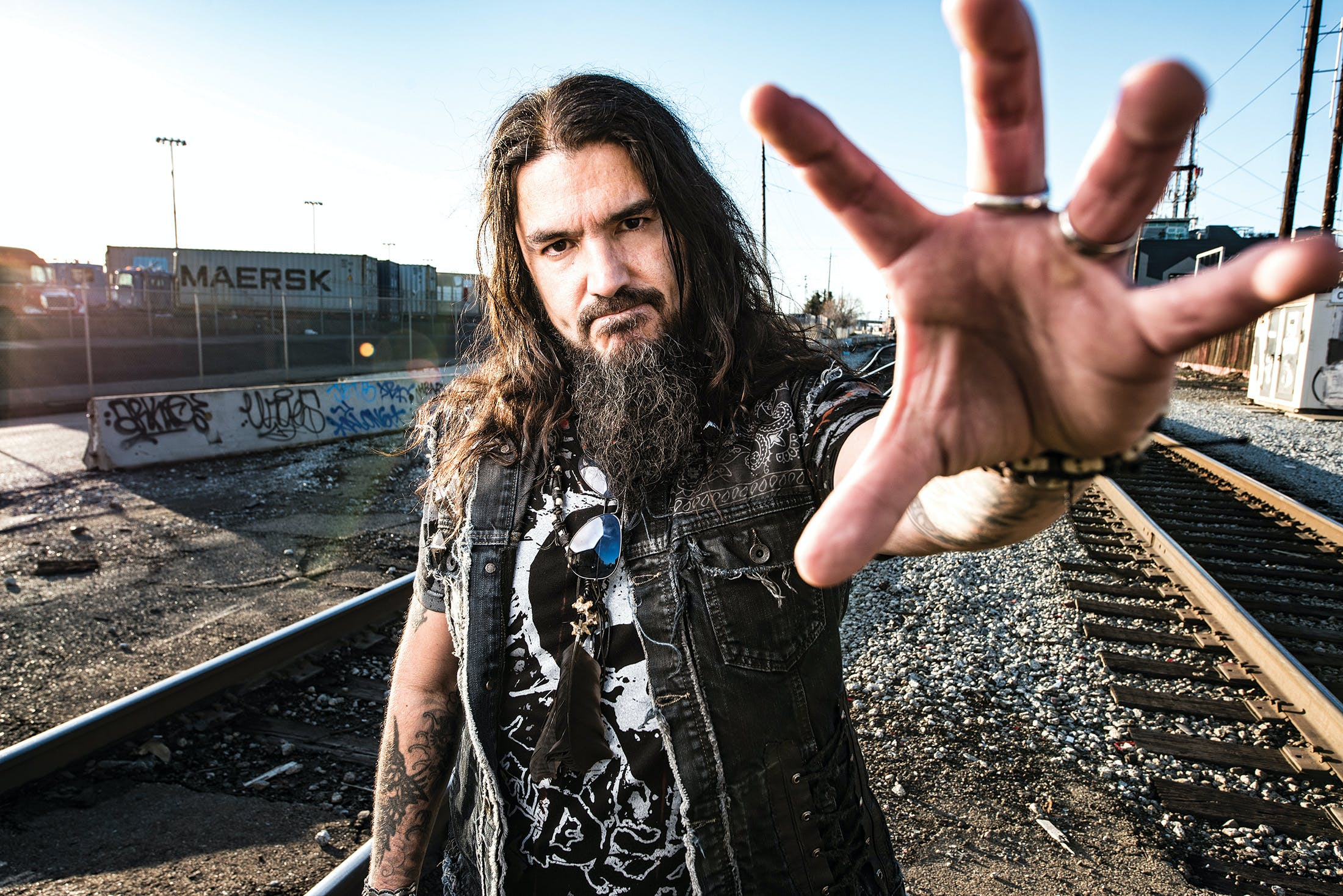 Machine Head Have Started Auditioning New Members