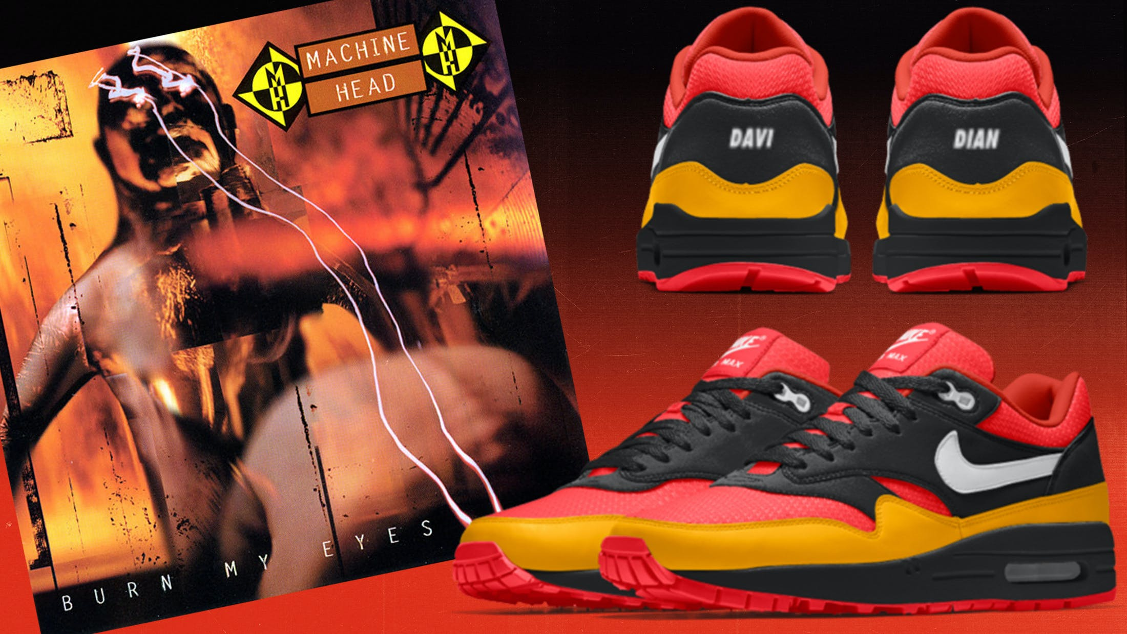 More Of Your Favourite Records As Air Max Sneakers