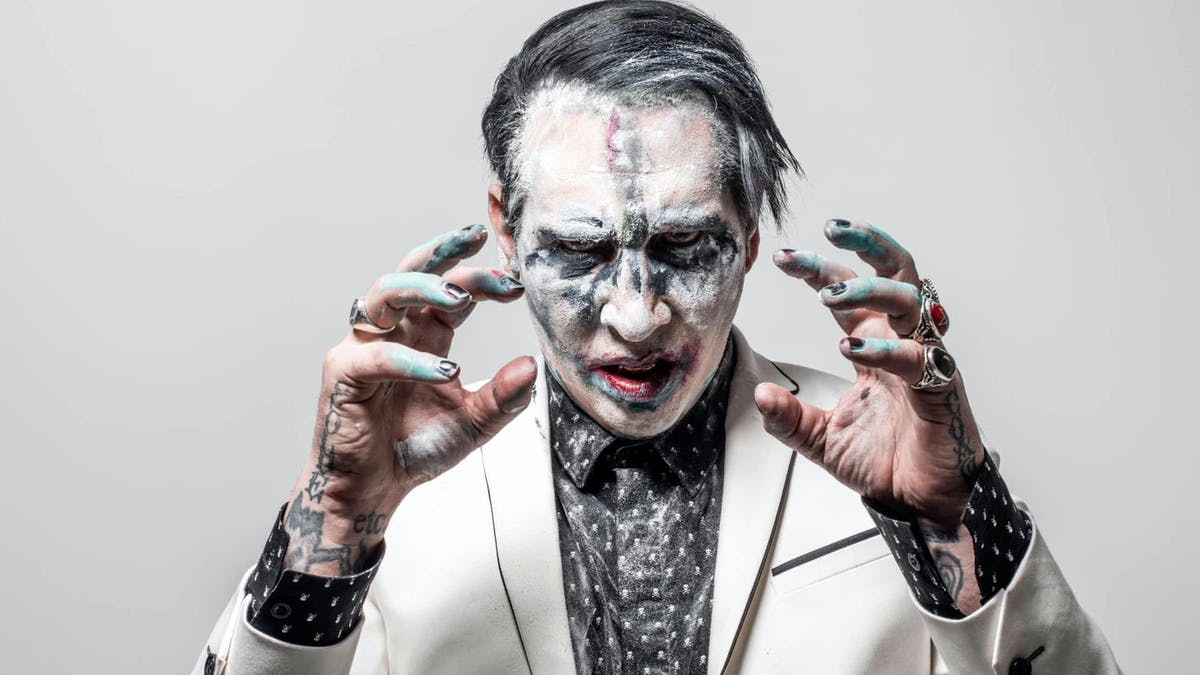 13 Bands Who Wouldn't Be Here Without Marilyn Manson — Kerrang!