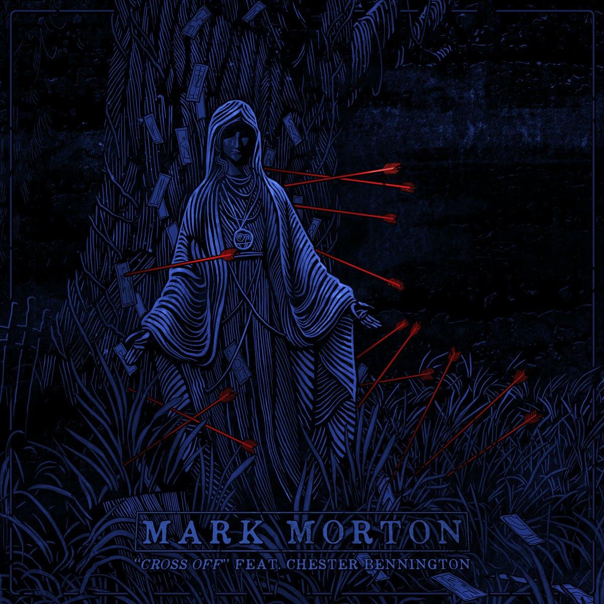 Mark Morton Cross Off Artwork