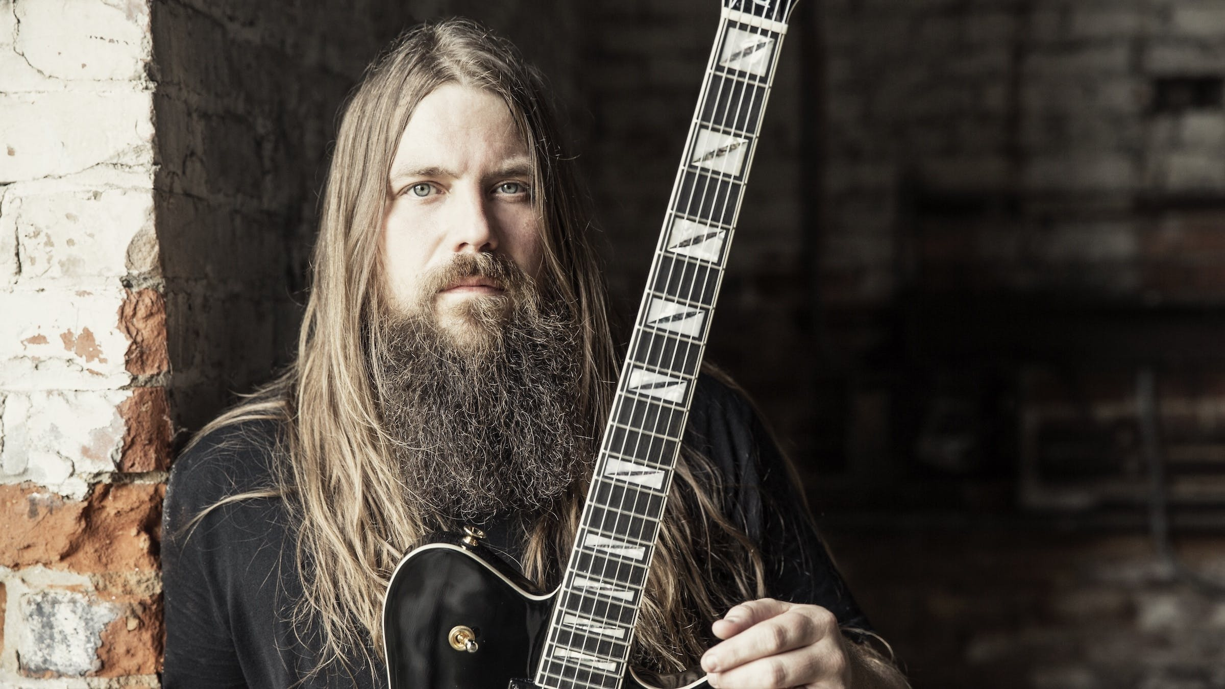 Mark Morton Has Written The Album He Never Could With Lamb Of God