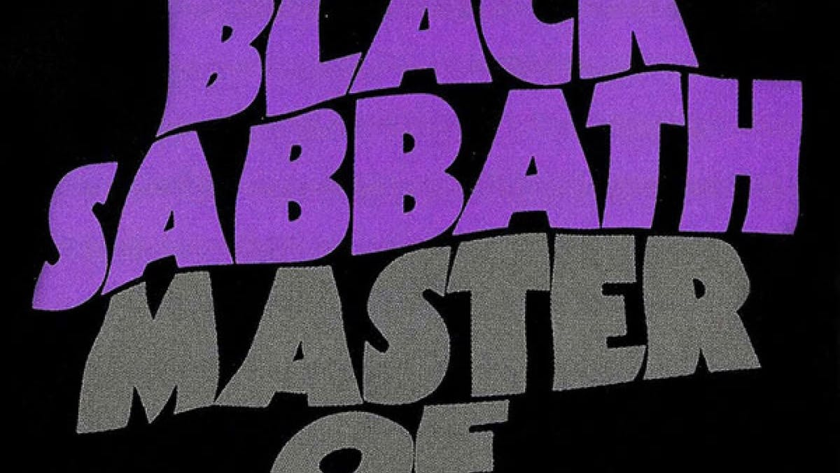 Master Of Reality Is The Best Album About Being A Black Sabbath Fan