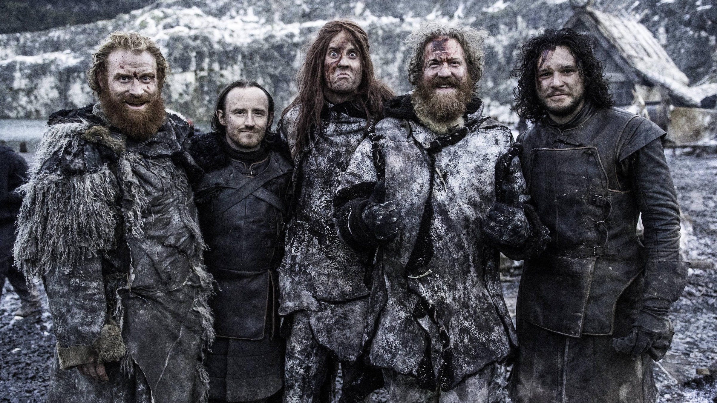 10 Times Game Of Thrones And Rock Collided