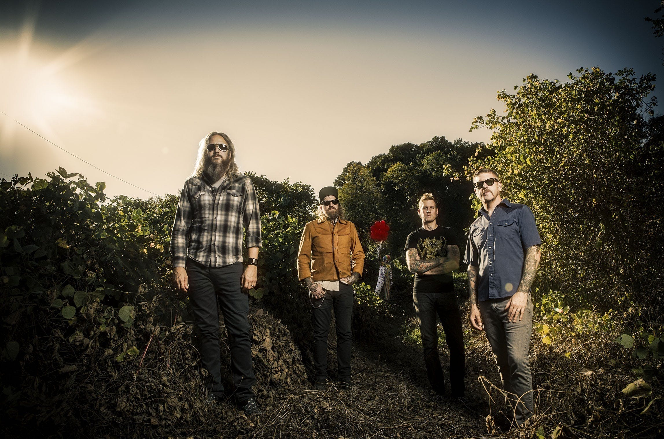 Mastodon Confirm New EP – And, Yes, That Was Them In Game Of Thrones (Again)