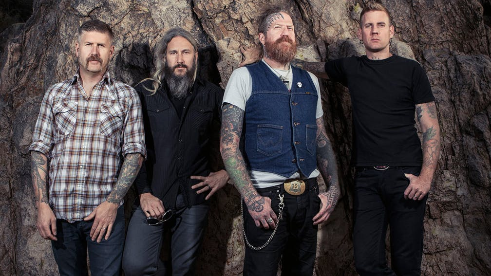 "Mastodon Are ""Enjoying A Little Home Time,"" Not Rushing New Record"