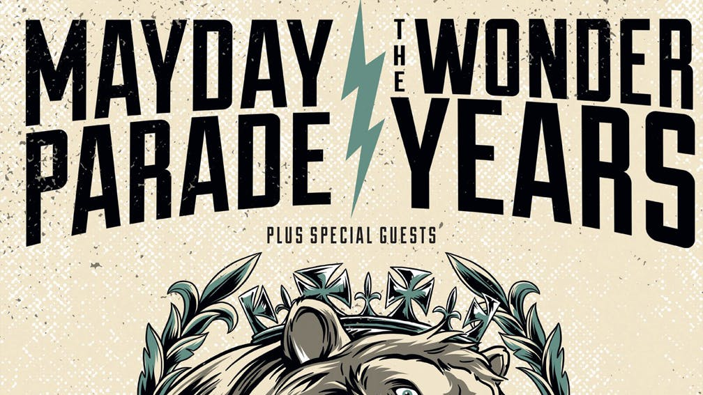 Mayday Parade And The Wonder Years Announce Co-Headline Tour