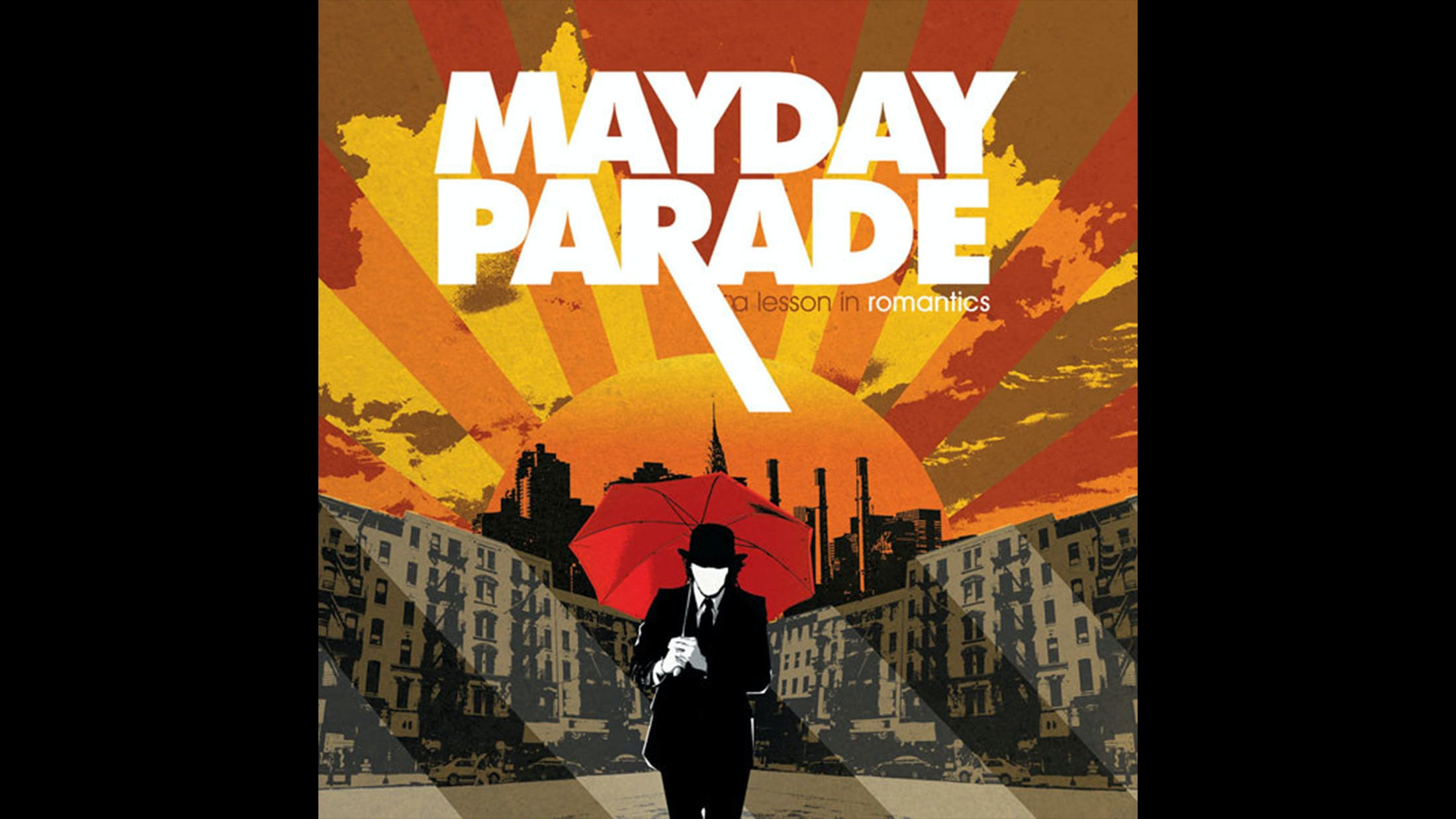 38. Mayday Parade - A Lesson In Romantics