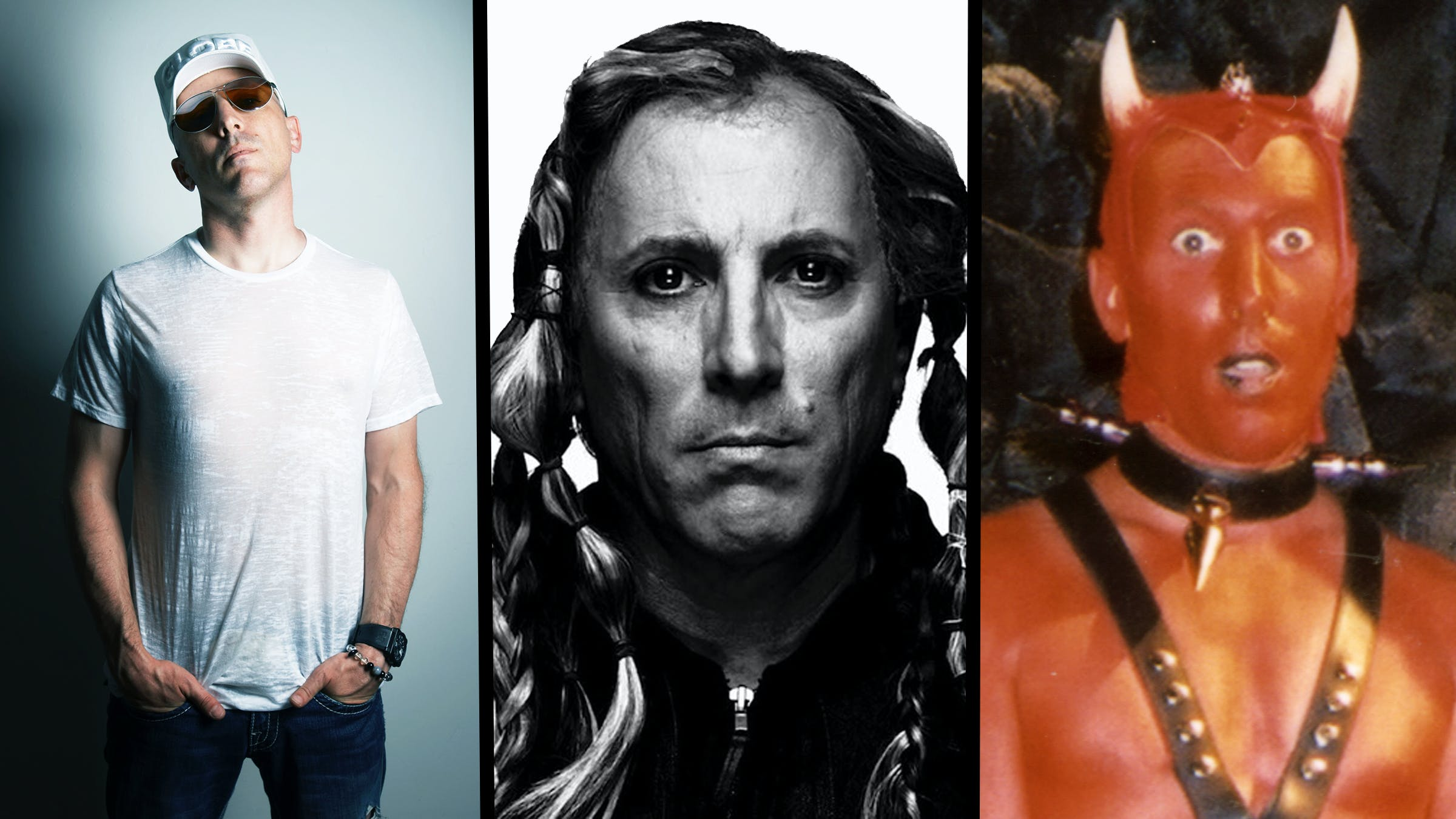 The Many Faces Of Maynard James Keenan