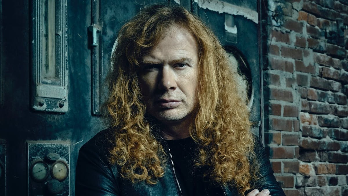 Megadeth's Dave Mustaine Has Posted An Update On His Cancer Battle