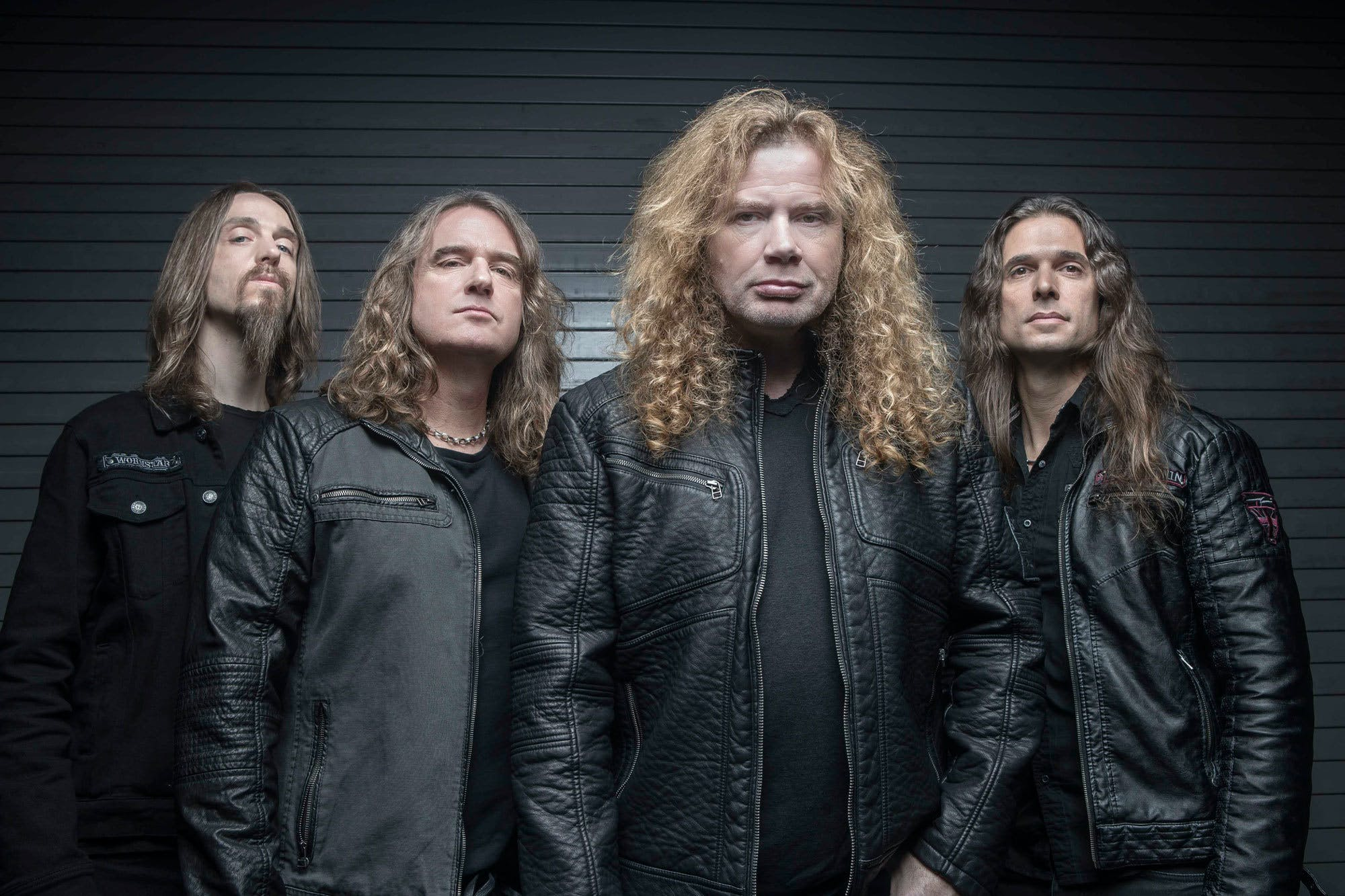 Megadeth Have Entered The Studio To Record Their New Album