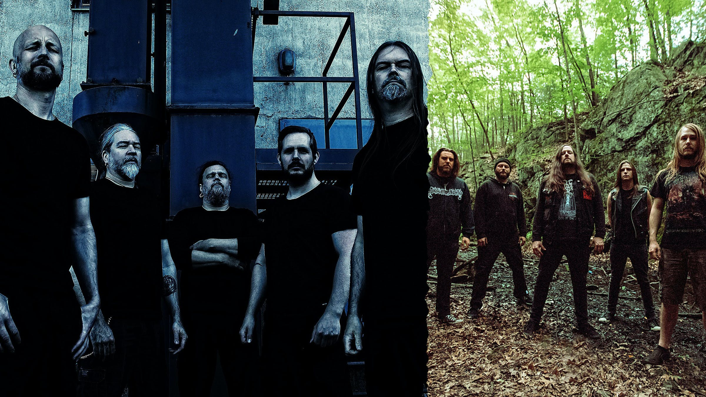 Win Two Free Tickets to See Meshuggah And The Black Dahlia Murder In New York!