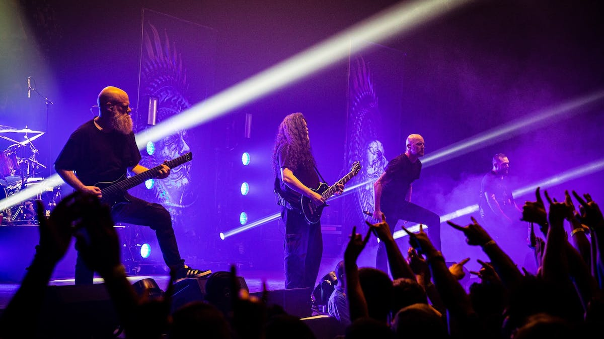 Meshuggah Are Easily One Of The Most Exciting Live Metal Bands In The World