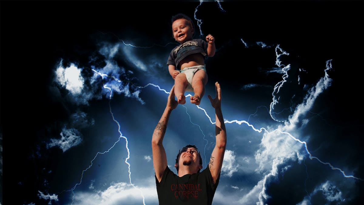 12 Of The Best Dads In Heavy Metal