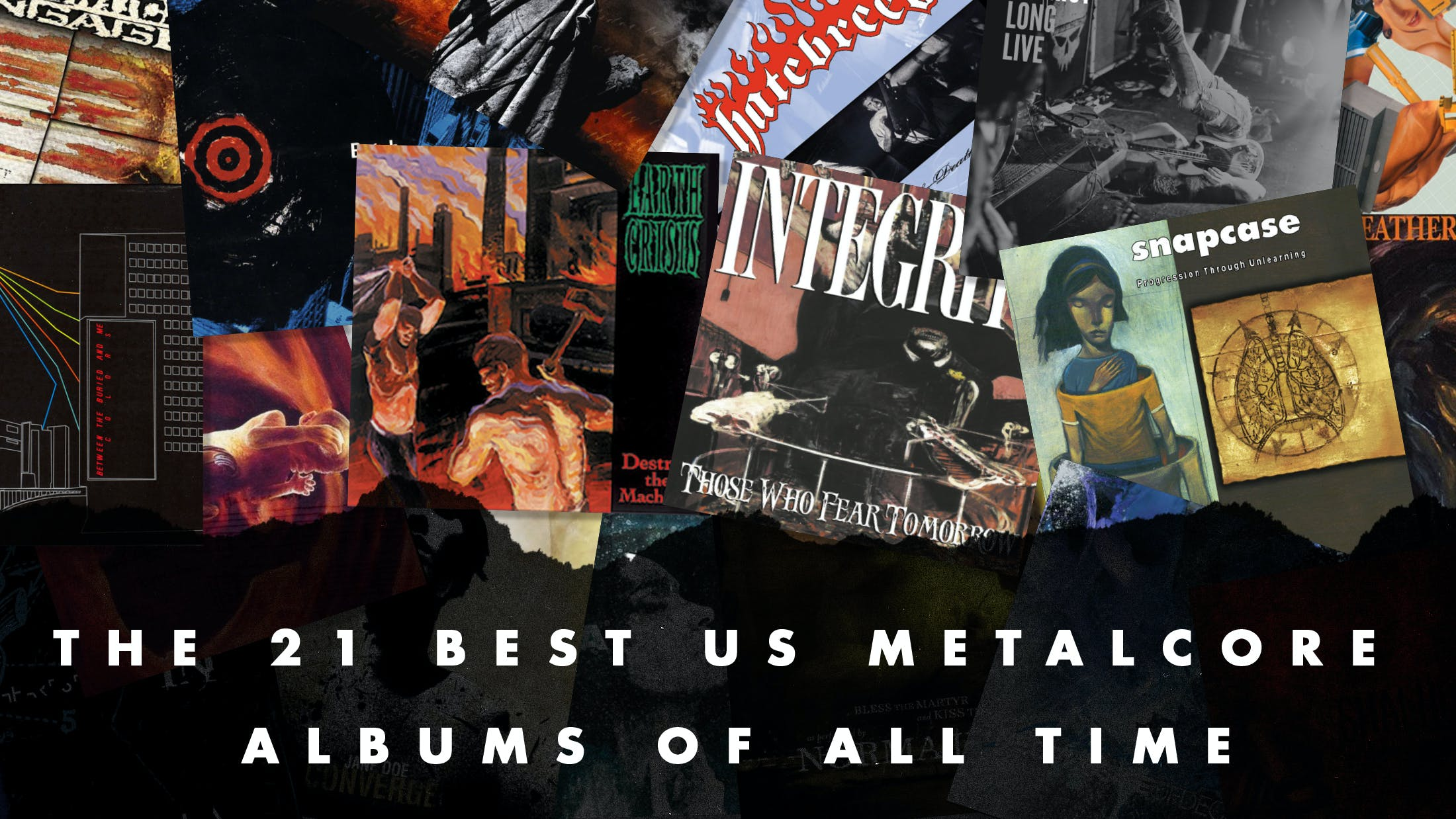 The 21 Best U.S. Metalcore Albums Of All Time