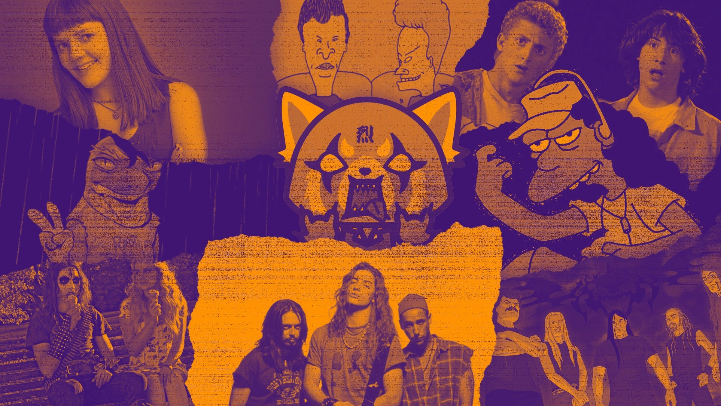 The 12 Best Metalhead Characters In Pop Culture