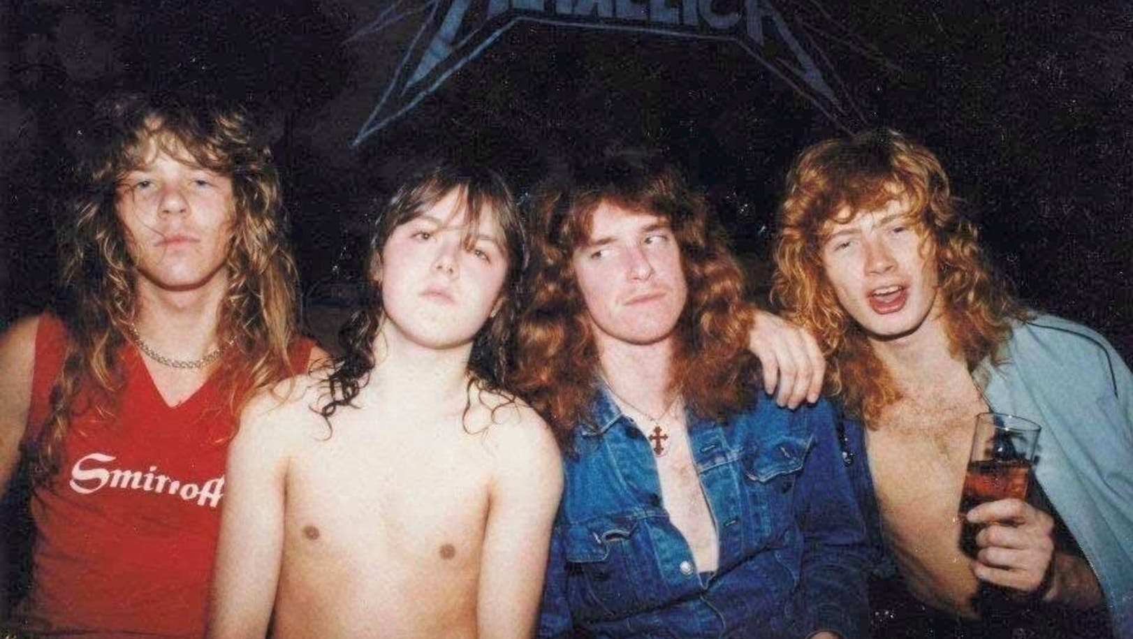 FOUND: Audio From Metallica's First Ever Show With Cliff Burton