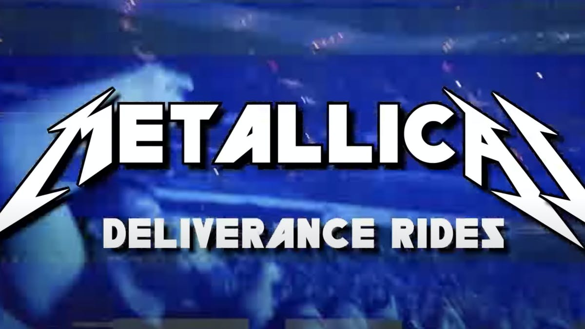 Listen To A Fake Metallica Song Created Using Artificial Intelligence — Kerrang!