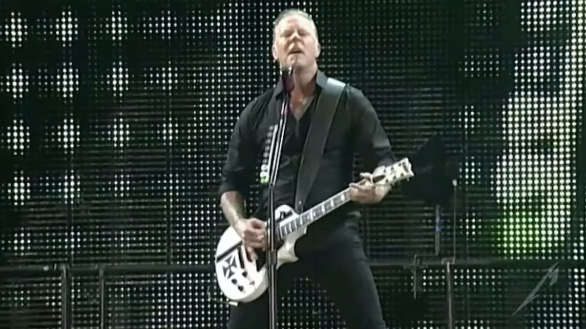 "Watch Metallica Play One Of Their ""Most Unique And Hands-Down Coolest Setlists In Recent Memory"" — Kerrang!"