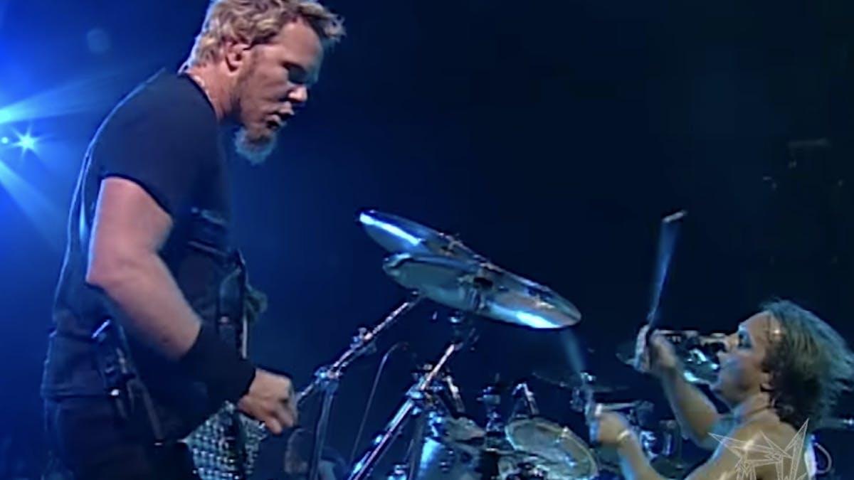 Metallica Celebrate James Hetfield's Birthday With Crushing New Concert Stream