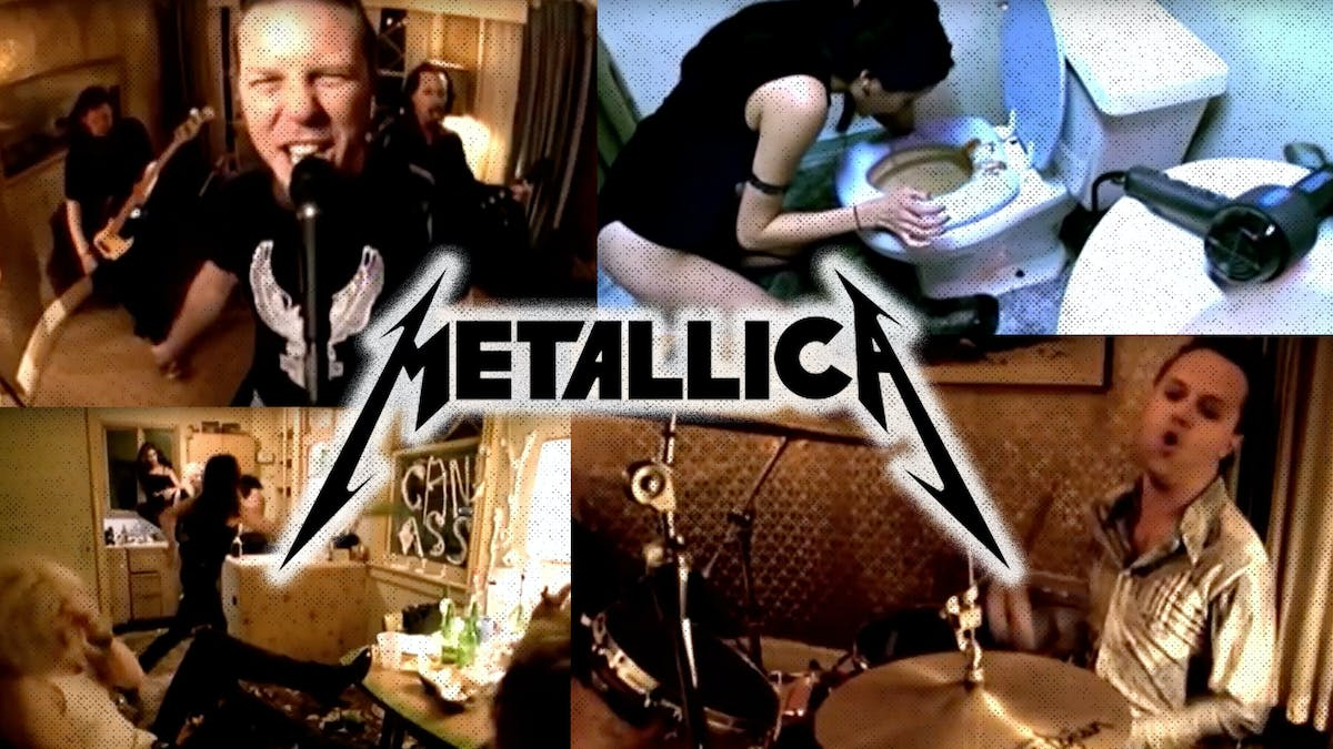 A Deep Dive Into Metallica's Whiskey In The Jar Video