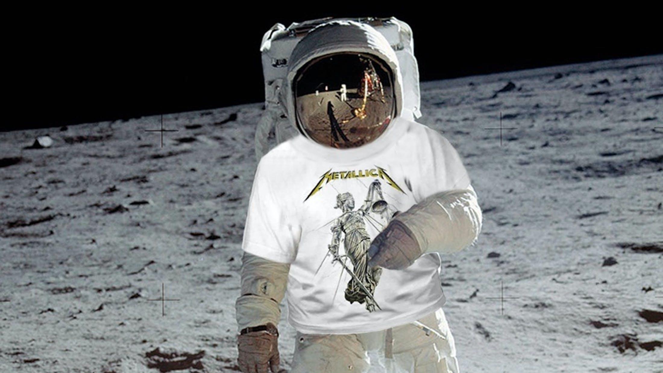 Metallica Shirt Header