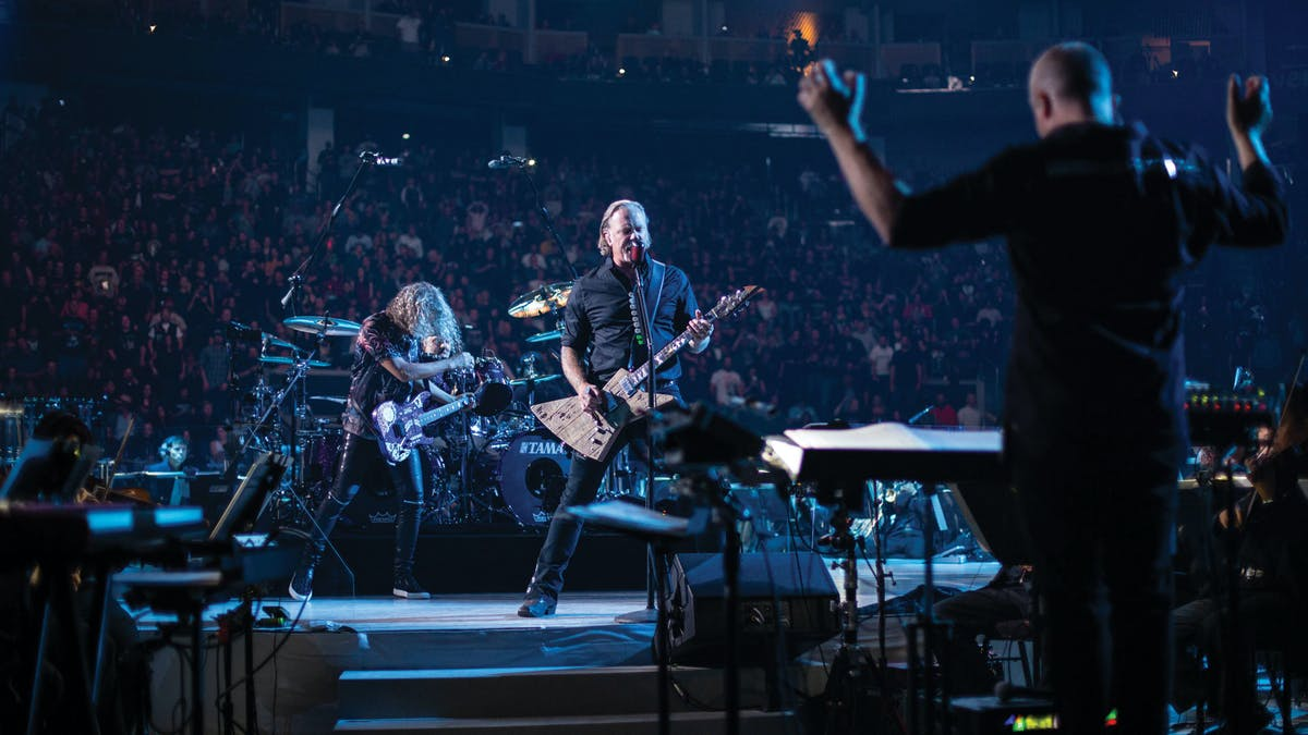 In Pictures: Metallica's S&M2 Show In San Francisco