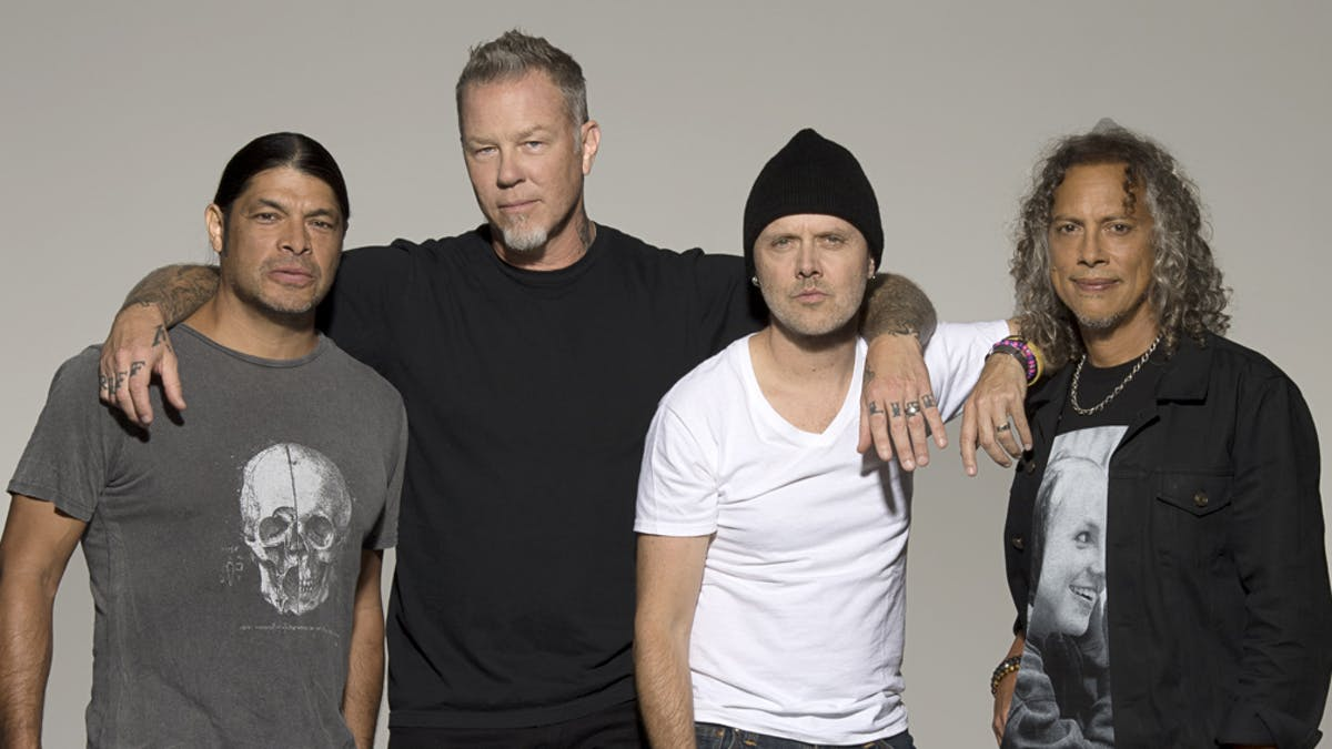 Metallica Launch Fan Tournament To Pick The Band's Best Song — Kerrang!