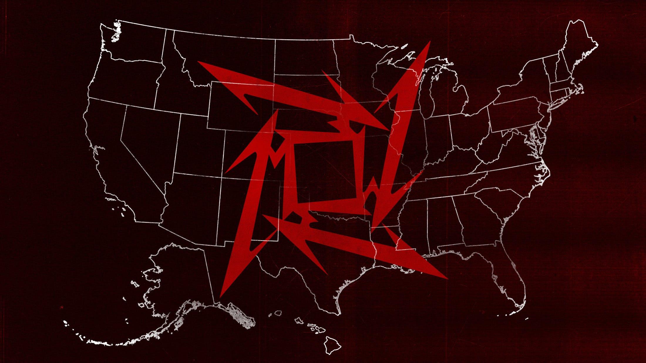 The United States Of Metallica