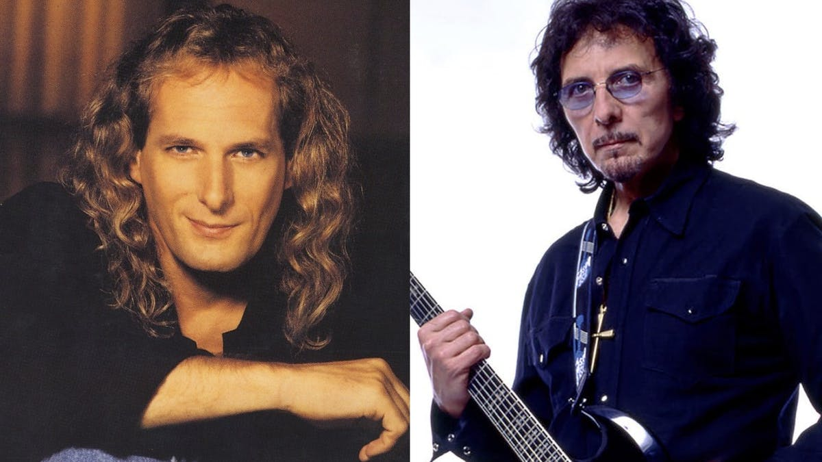 Michael Bolton Auditioned For Black Sabbath, According To Tony Iommi — Kerrang!