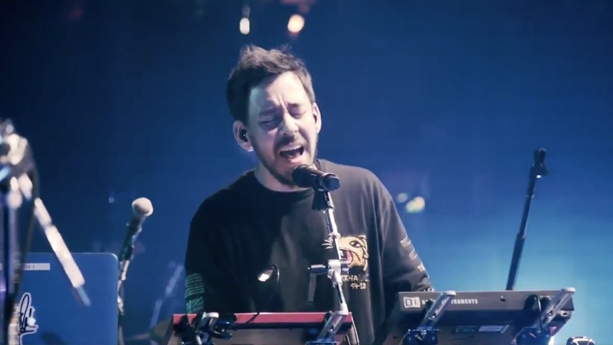Watch Mike Shinoda Perform One More Light Live In London